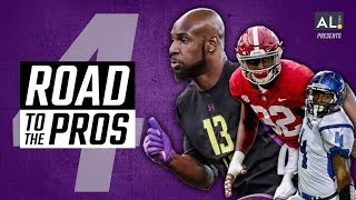Rashaan Evans: Road to the Pros | Part 4