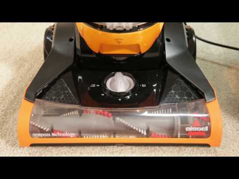 CleanView® Bagless Vacuum Cleaner - Low No Suction