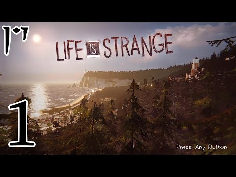Life is Strange - Chrysalis - Part 1 - Uncanny Valley-ish