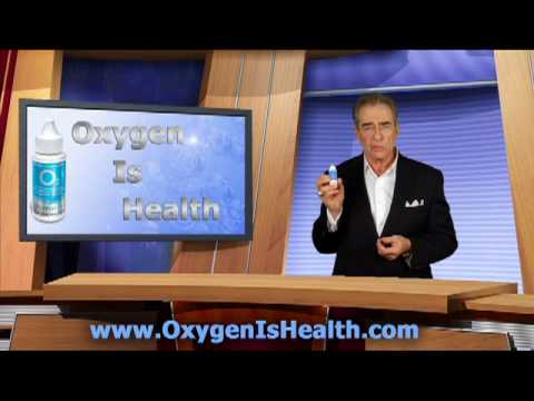 Oxygenated water, How to make your own oxy water