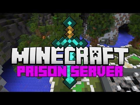 Minecraft: OP Prison #26 - BANK BUILD! (Minecraft Prison Server)