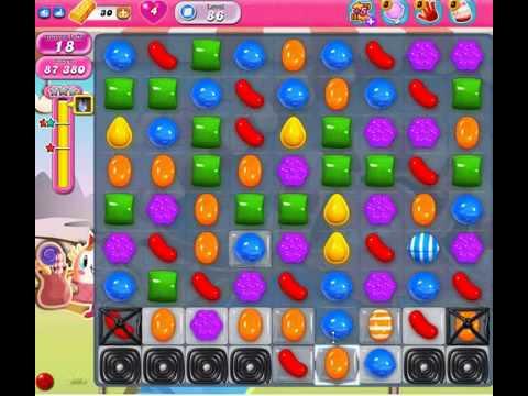 Candy Crush Saga Level 86