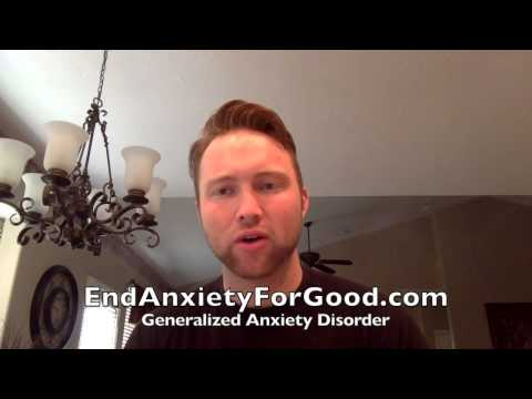 Generalized Anxiety Disorder - Symptoms & My Story Of BEATING Anxiety