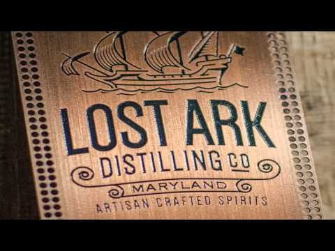 Season 2, Episode 4: Barn wood and distressed copper picture frames for Lost Ark Distilling Company