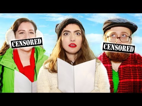 INAPPROPRIATE CHRISTMAS CAROLS! Rclbeauty101