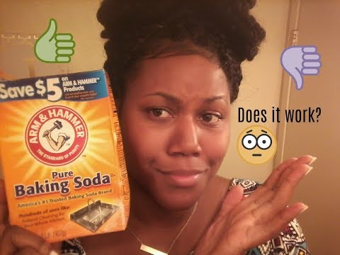 DOES IT WORK? | BAKING SODA HAIR WASH | HAIR GROWTH