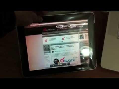 FaceTime on a 1st generation iPad 3G with iOS 4.3 beta 1 Jailbroken | iPadevice.com