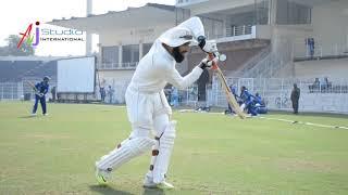 Before Match Start Misbah Ul Haq Batting Practice