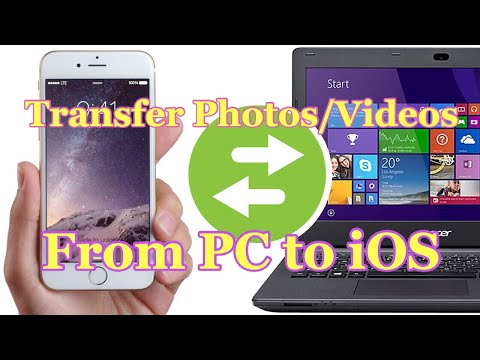 How to Transfer Photos and Videos From PC to iPhone, iPad, iPod Copy to Camera Roll Using 3uTools