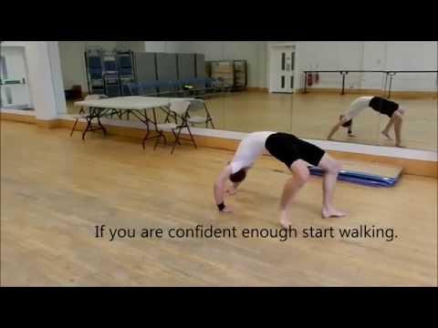 flexible back for ballet