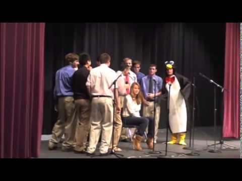 Most Beautiful Girl in the Room (A Cappella) - Wayland High School Testostertones