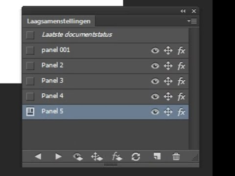 Storyboarding in Photoshop (tutorial)