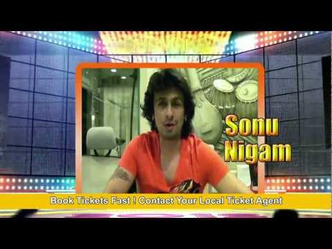 Official HD Trailer: Sonu Nigam & Atif Aslam Live Concert in London at Dhamaka Bollywood April 2012