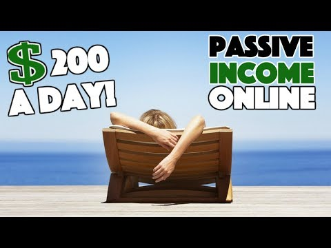 10 Ways to Create Passive Income WITHOUT Investing Money - How to Make Passive Income Online