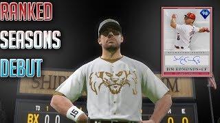 98 OVR Signature Series Jim Edmonds Ranked Seasons Debut|Return Of Matt Harvey|MLB The Show 19|