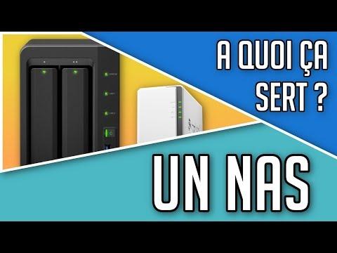 Mais concrètement à quoi ça sert ? #3 - Un NAS (Network Attached Storage)