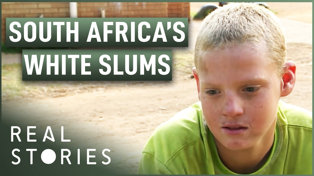 The White Slums Of South Africa (Poverty Documentary) | Real Stories