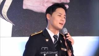 [2018.09.06] Kim Junsu - 11am (11시 그 적당함)  Police Ver. 👮♂️
