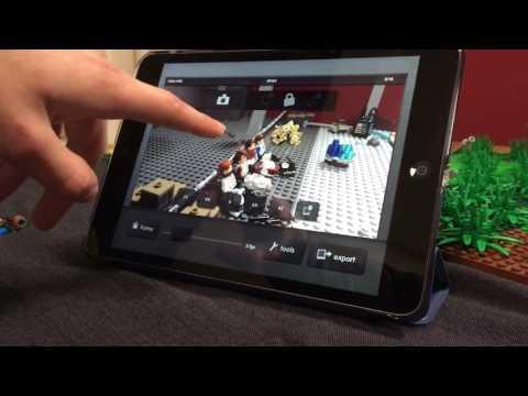 How I make Lego Stop Motion Animation