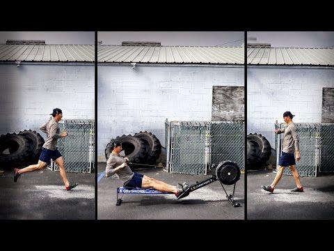 What Cardio is Best: Running, Rowing or Walking?