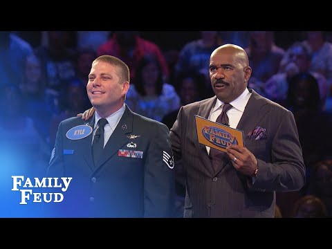 COMEBACK KYLE | Family Feud