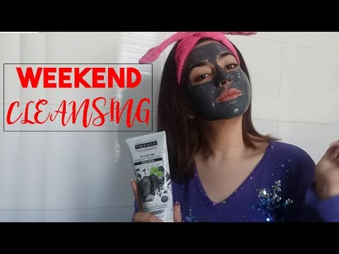 SKINCARE | Weekend Cleansing Routine For All Skin Types | Glossips