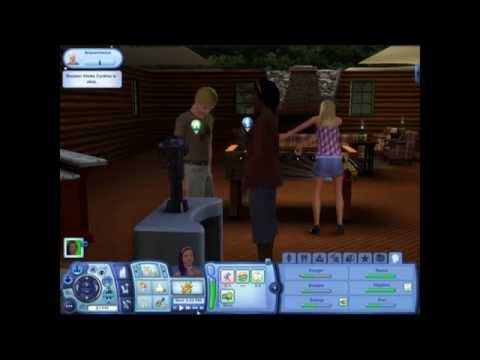 The Time Skip (Sims 3)