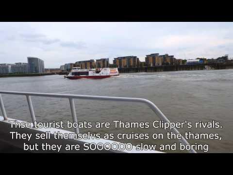 Thames Clippers RiverRunner 150 mk 3