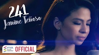 Janine Teñoso — 241   from 100 Tula Para Kay Stella OST [Official Music Video]