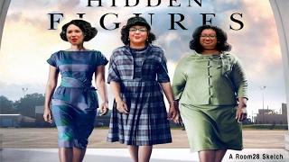 HIDDEN FIGURES {Parody} [Room 28 Comedy]