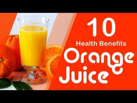 Top 10 Benefits of Orange Juice - Orange Juice Health Benefits - OrangeJuice Amazing Health Benefits