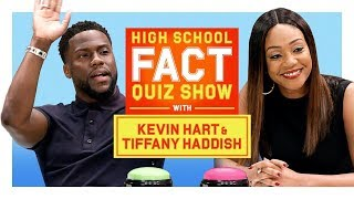 High School Facts Quiz Show with Kevin Hart & Tiffany Haddish