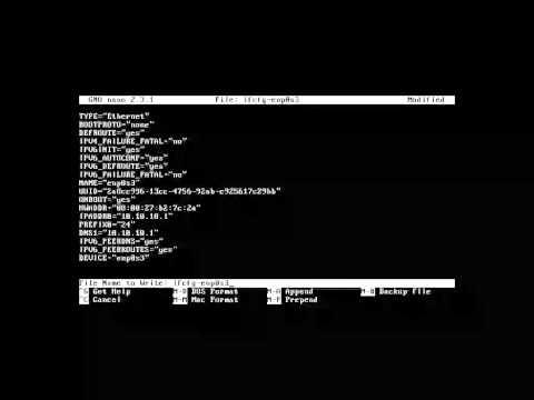 How to configure IP Alias in CentOS 7