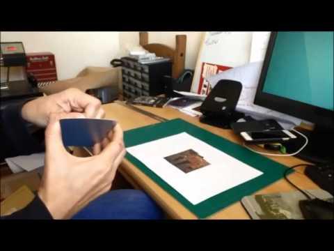 How to create a photo fridge magnet