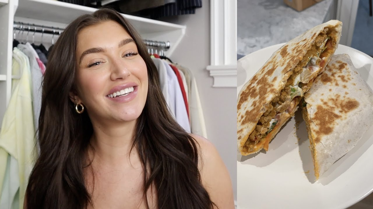 How To Make My Famous Crunch Wraps!