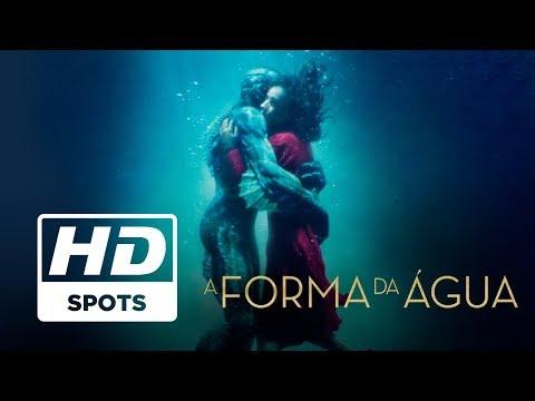 A Forma da Água | Spot Oficial | Legendado HD