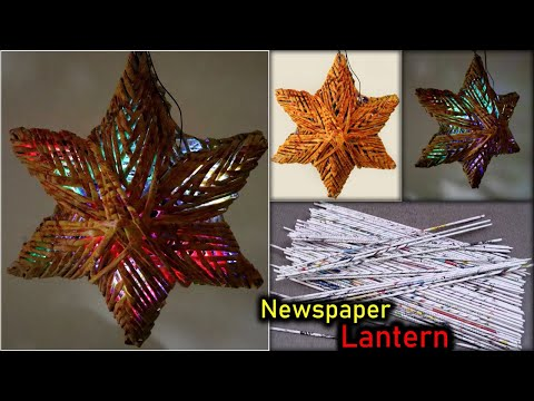How To Make Cool Things Out Of Paper For Christmas