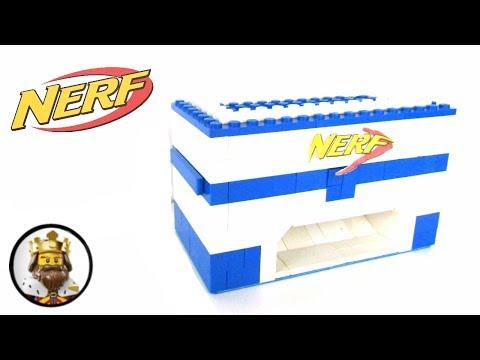 LEGO Nerf dart Dispenser