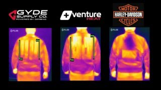 Heated Jacket Liner Comparison Video