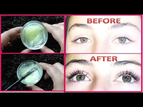 How to Grow Long, Thick & Strong Eyelashes Fast Naturally at Home | Pooja Luthra