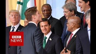 G20 SUMMIT begins - BBC News