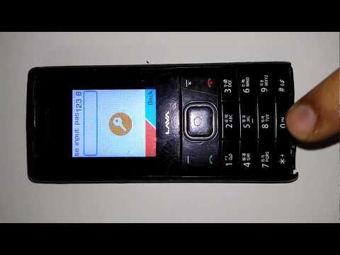 lava kkt 05 reset password//lava kkt 05 restore factory setting