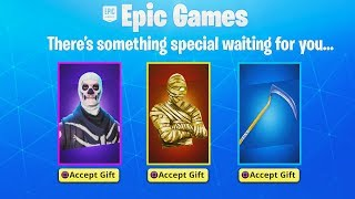 How To Gift Any ITEM in Fortnite: Battle Royale! (Fortnite Season 5 Gifting Skins System)