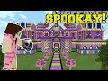 Minecraft: JEN'S SPOOKAY MANSION!!! (SOO SPOOKAY!) Custom Map