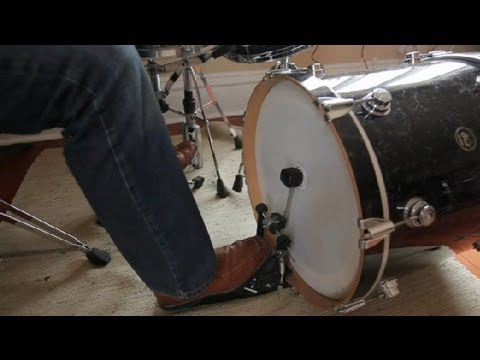 How to Build Bass Drum Speed : Drum Techniques