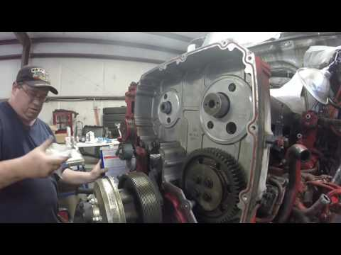 ISX Engine re build PT49 face gears by Rawze