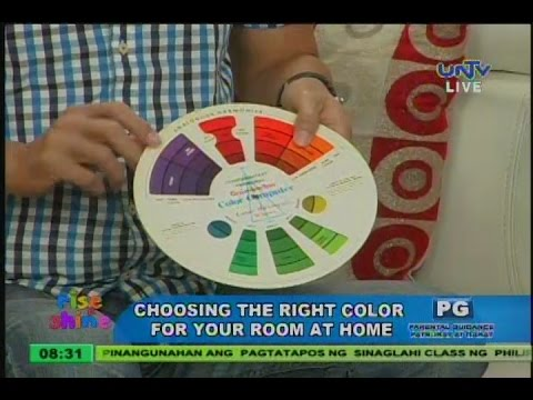 Choosing the right color for your room