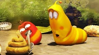 LARVA - WASTE | Cartoon Movie | Cartoons For Children | Larva Cartoon | LARVA Official