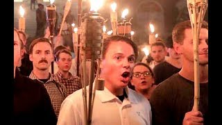 ID'd Torch Guy: I Was Just... Celebrating Multiculturalism?