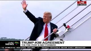 DISCUSSION: Trump-Kim summit fine print